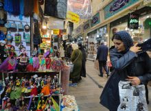 Iranians brace for harder times as US oil sanctions close in