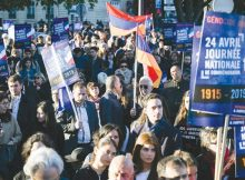 Macron's 'Armenia genocide' remembrance irks Erdogan