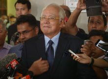 Former PM Najib fails to have seven corruption charges dismissed