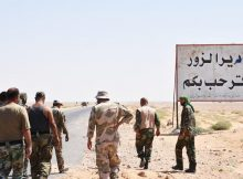 Arabs in Syria's Deir Ezzor protest against ruling Kurdish militia -residents