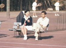 A 'love match' that won over Japan