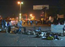 Sudan protesters say army trying to break up sit-in