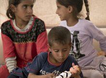 Iraq's undocumented children: 45,000 IDPs denied basic rights