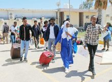 146 migrants land in Italy in UN-organized Libya evacuation