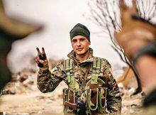 Anti-Kurdish demonstrations grow in Syria's Deir Ezzor