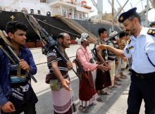 Houthi withdrawal from Yemen ports going according to plan: UN
