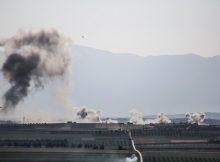 Syria says insurgent shelling  kills 6 civilians  in northwest