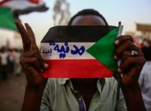 Soldier killed, large number of protesters wounded in clashes: Sudan's transitional council