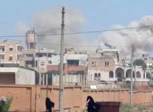 Deadly Syrian strikes as army battles rebel counter-attack