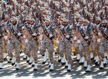 Iran, US tension is a 'clash of wills': Guards commander