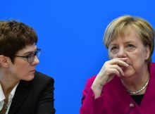Merkel's best laid plans are falling apart after two political blows