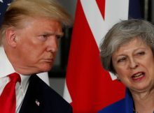 Trump: Britain's NHS should be 'on the table' in trade deal talks