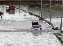 UN agency says Libya floods kill 4, displace more than 2,500