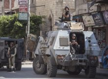 Egypt says its forces kill 4 militants in Sinai