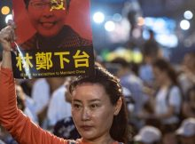 Thousands protest in Hong Kong against Chinese extradition bill