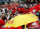 Hong Kong sees new umbrella protests over China extradition bill